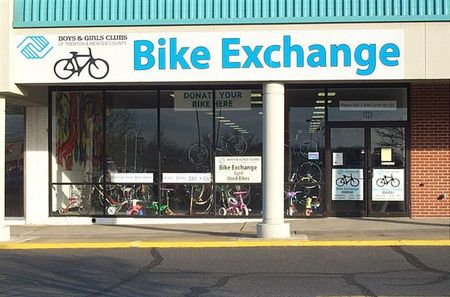 Trenton Bike Exchange Storefront