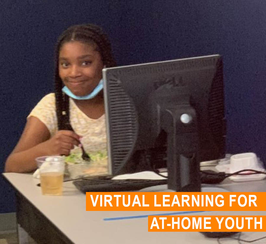 Virtual Learning for At-Home Youth
